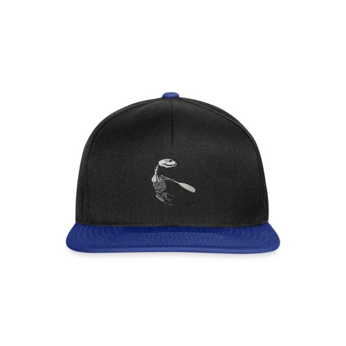 Skeleton Quentin - Snapback Cap