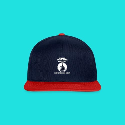 LKW-Fahrer - Snapback Cap