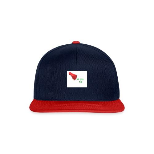 # NO 13 - Snapback Cap