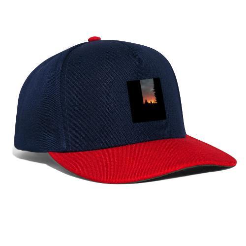 Morgenrotdrama Small Short - Snapback Cap