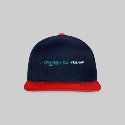 projecta logo - Snapback Cap