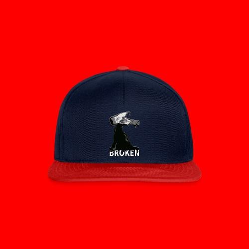 Broken - Snapback Cap