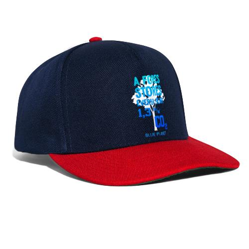 a Fores Stores every Year. I Love the Blue Planet - Snapback Cap