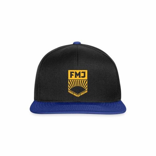 Freie Moped Jugend FDJ Parodie (1c) - Snapback Cap