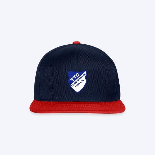 TTC Wappen weiß - Snapback Cap