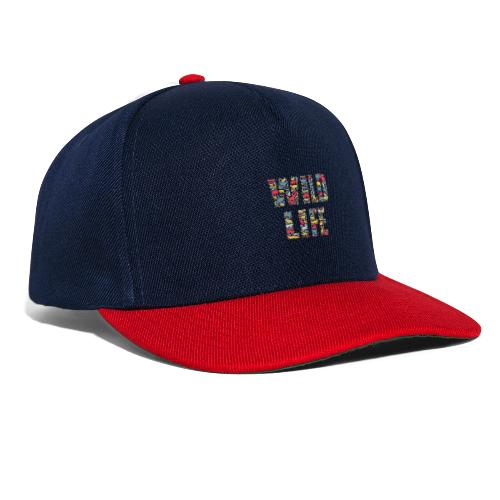 Wild Life - Snapback Cap