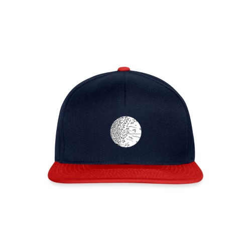 PINS 08 png - Casquette snapback