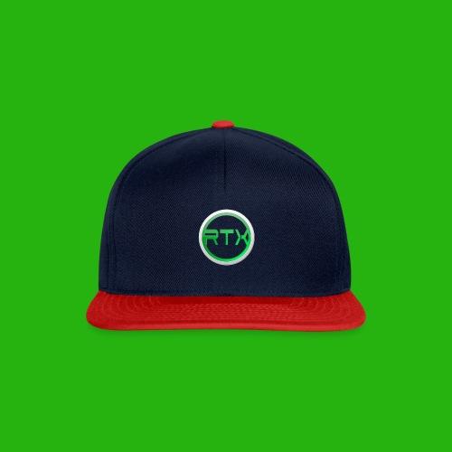 Logo SnapBack - Snapback Cap