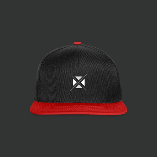 hipster triangles - Snapback Cap