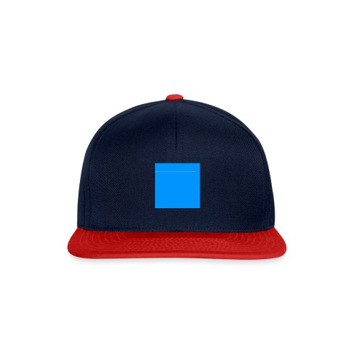 sklyline blue version - Casquette snapback
