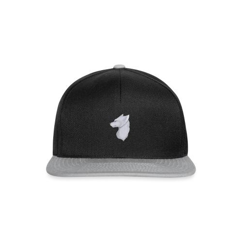 Wolf Bib - Snapback Cap