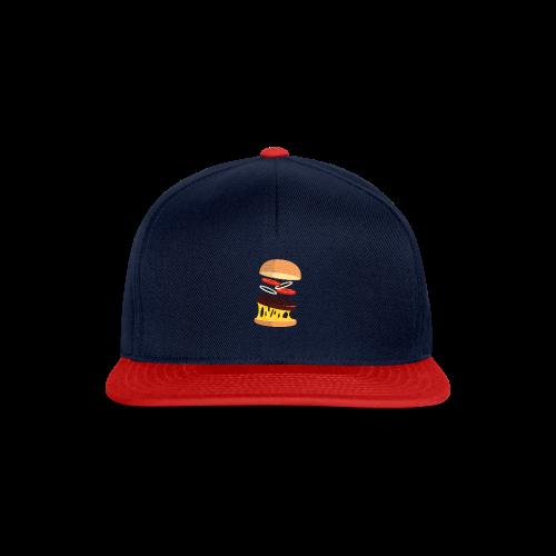 Hamburger Men - Snapback Cap