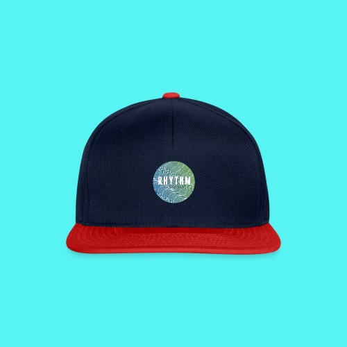 Rhythm On The Run Logo - Snapback Cap