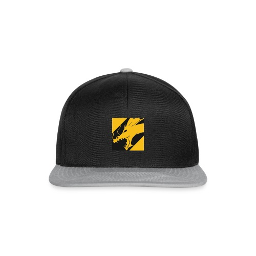 Dragon Yellow - Snapback cap