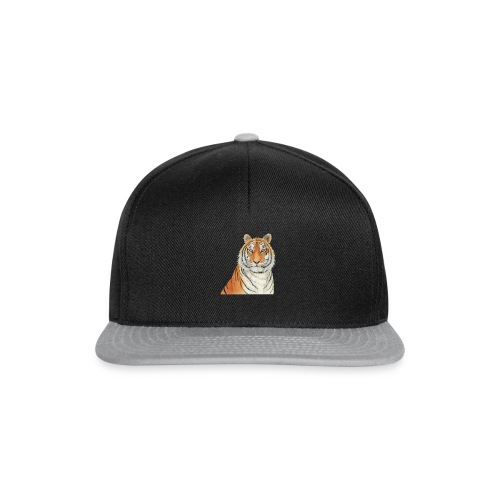 Tigre,Tiger,Wildlife,Natura,Felino - Snapback Cap