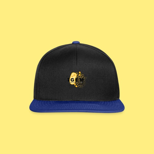 Logo - shirt men - Snapback cap