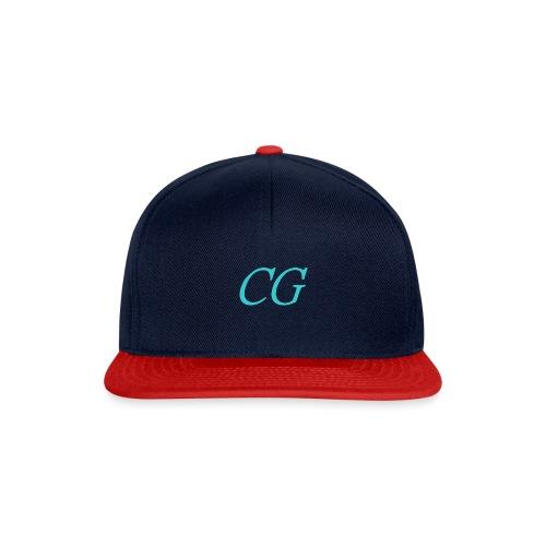 CG - Casquette snapback