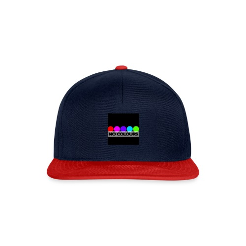 no_colours_20 - Gorra Snapback