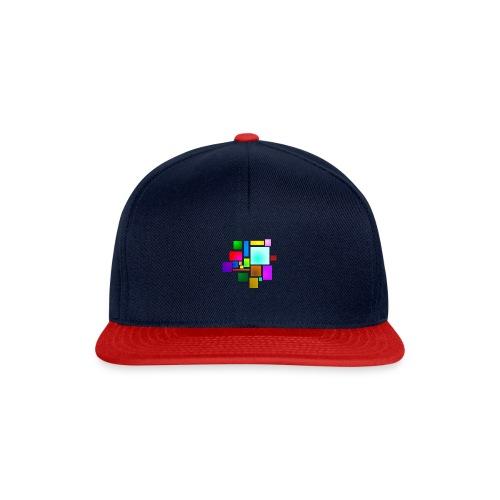 Squares - Snapback Cap