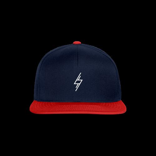 Sort T-Shirt - Snapback Cap