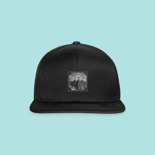 Invaders_sized4t-shirt - Snapback Cap