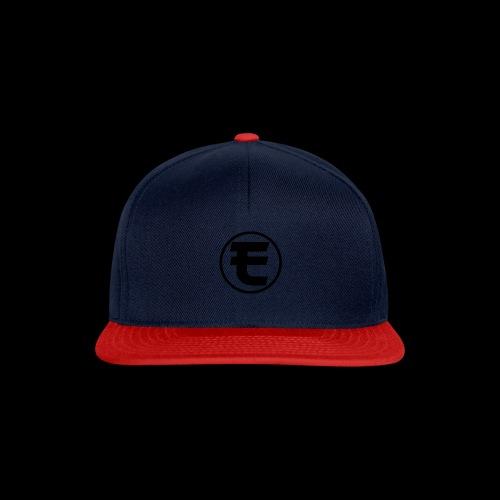 Evanus T-Shirt Wit - Snapback cap
