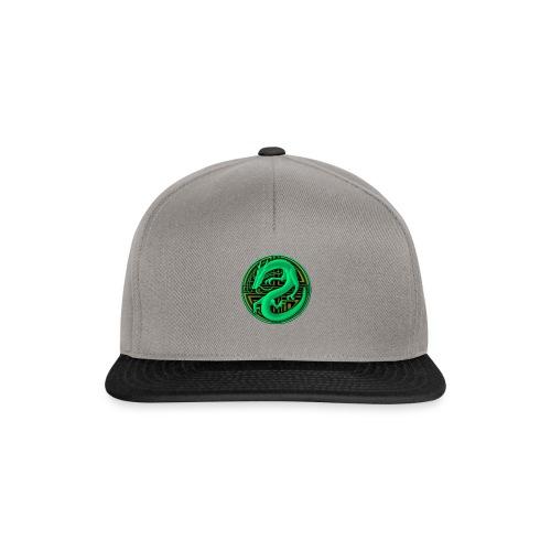 logo mic03 the gamer - Snapback Cap