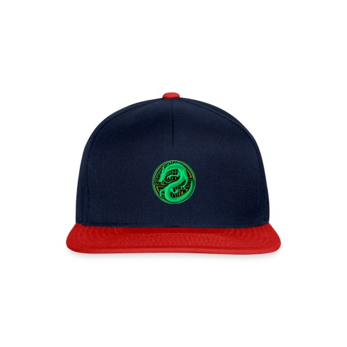 logo mic03 the gamer - Snapback Cap