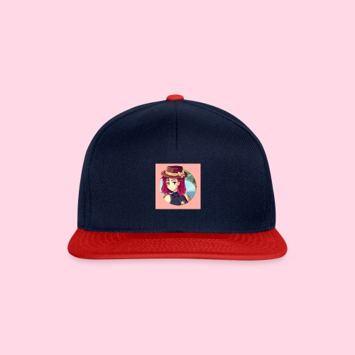 Juliette Badge - Casquette snapback