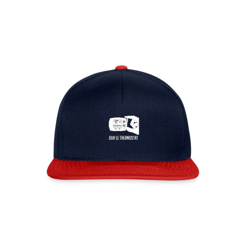PCLP2 - Casquette snapback