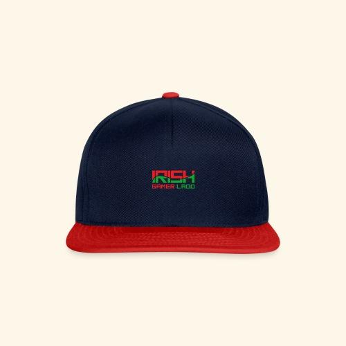Irish Gamer Ladd - Snapback Cap