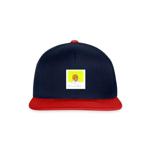 Gandhi - Snapback Cap