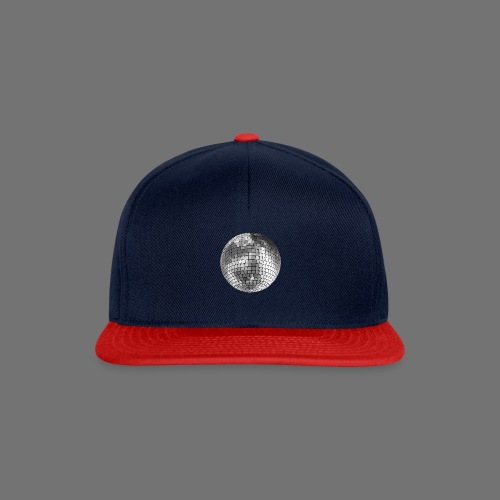 Disko pallo peili pallo - Snapback Cap