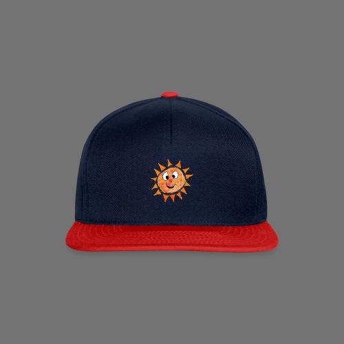 Sun - Snapback Cap