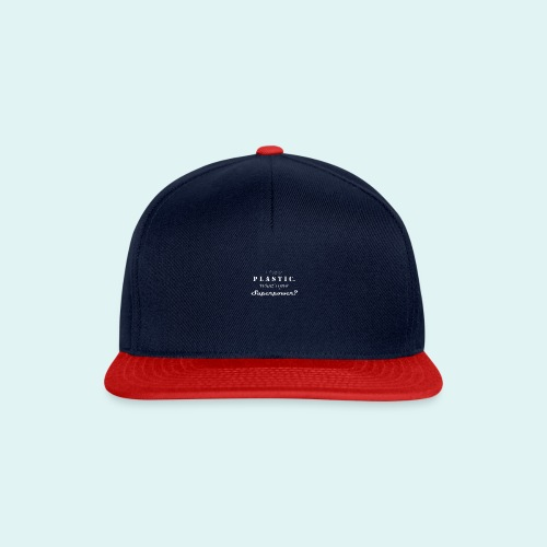 Superpower - Snapback Cap