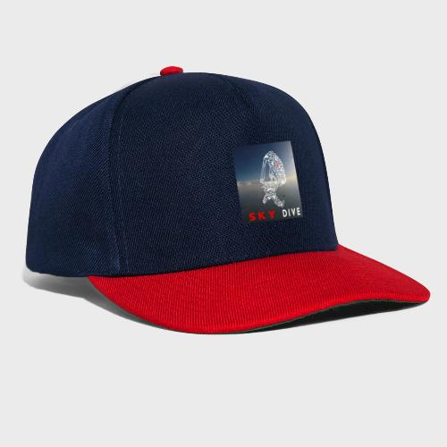 Fallschirm-Triangle - Snapback Cap