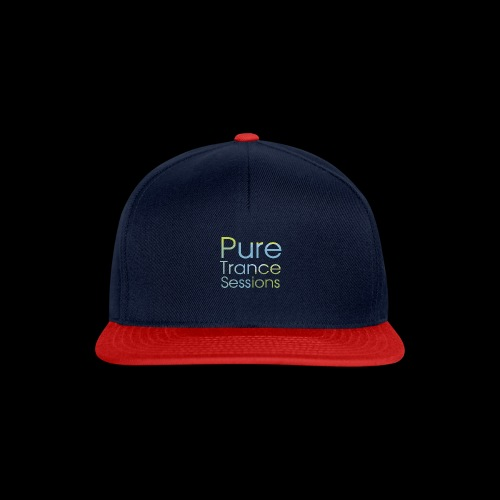 pts text hd - Snapback Cap