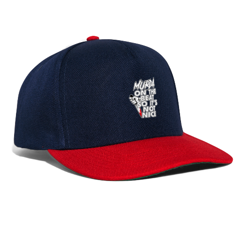 Murda on the beat - Casquette snapback