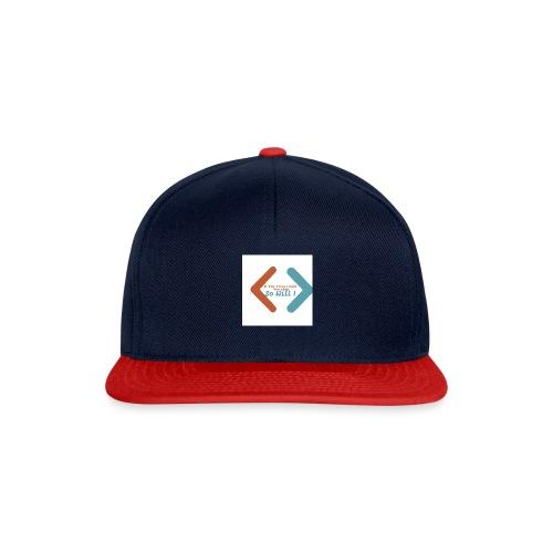 newproject 1 original - Snapback Cap