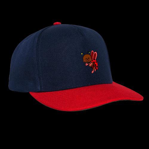 marienkaefer bunt - Snapback Cap