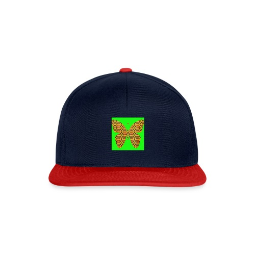 African design - Casquette snapback