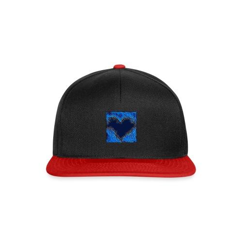 Black hart - Snapback Cap