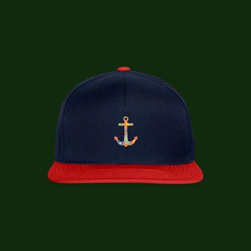 Anker Bunt - Snapback Cap