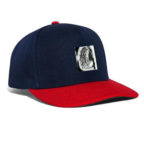Dreadlock girl - Snapback cap