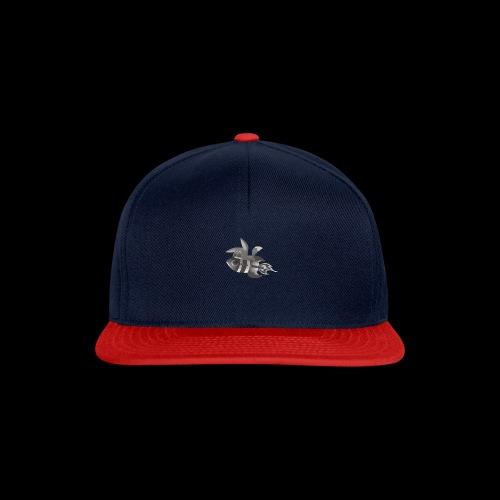 Black Planzi schwarz - Snapback Cap