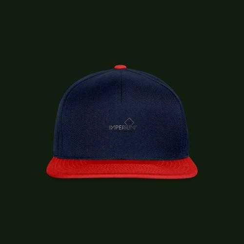 Tee shirts Imperium Logo - Casquette snapback