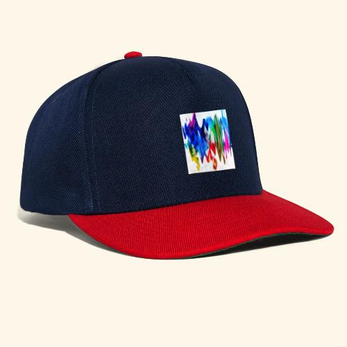 Colori di diamante - Snapback Cap