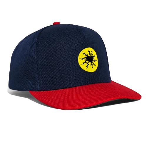 Herzlogo frei - Snapback Cap