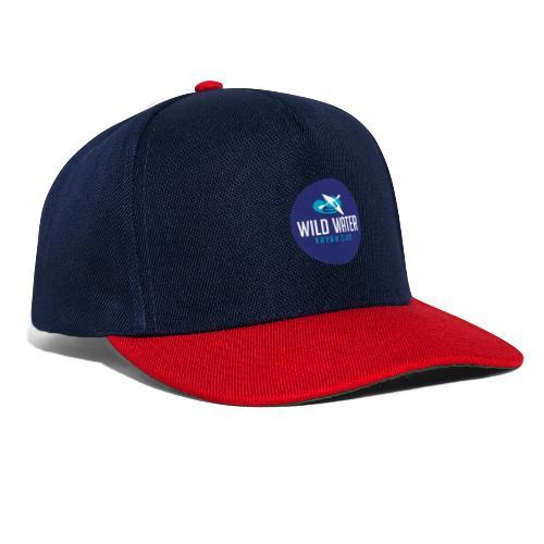 Logo Blue Circle - Snapback Cap