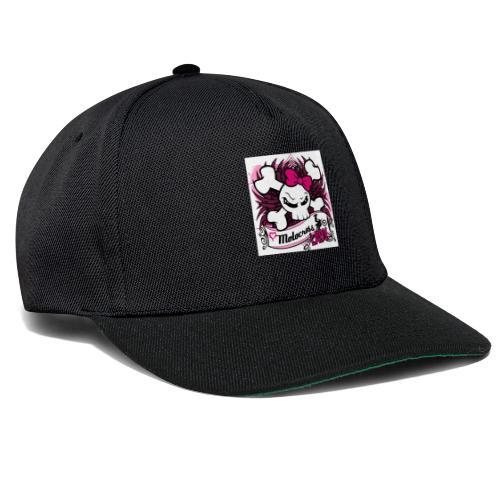 Motocross MX Lady Piratin - Snapback Cap